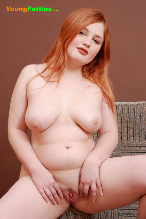 Are chubby redhead girls