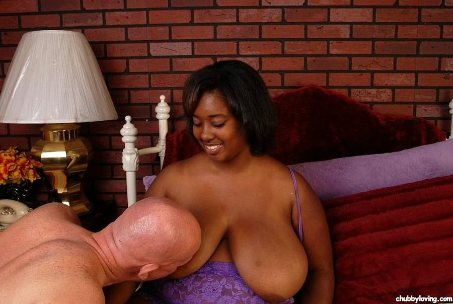 Ebony Girl Big White Cock