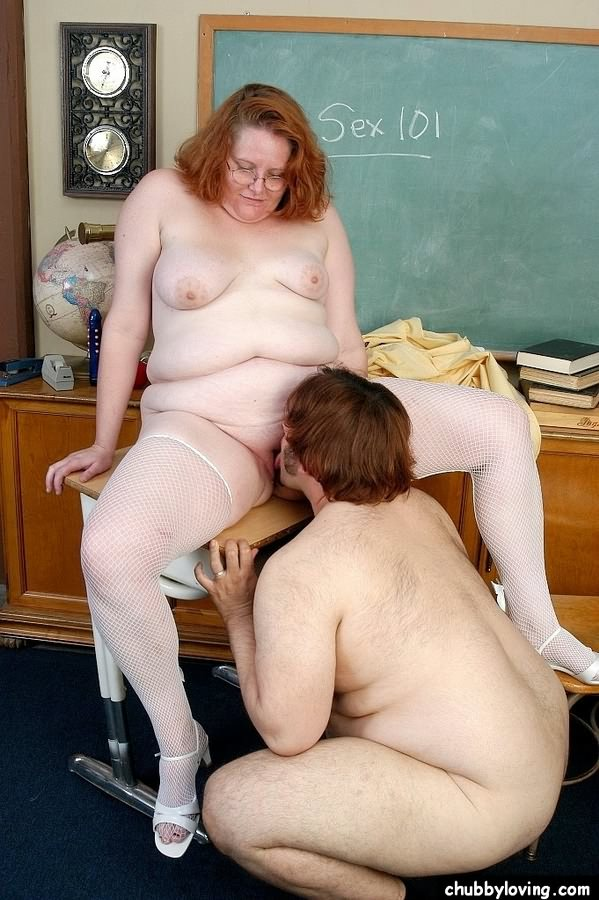 Excited too fat redhead granny sex