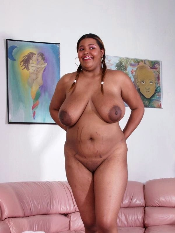 Ebony fatties porn